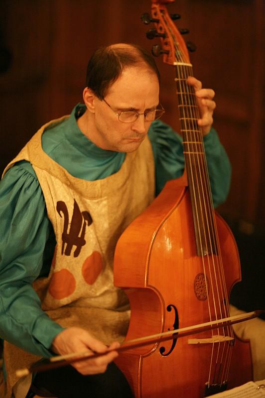 Steve playing