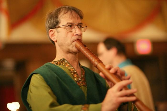 Alan Spohnheimer playing