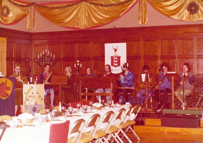 1972 Madrigal Dinner