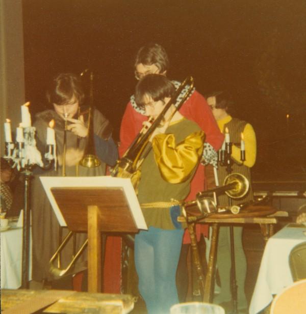 Sacbut Trio