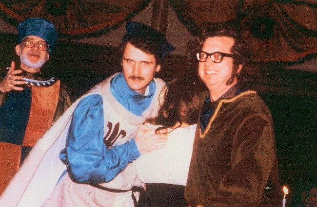Ed, Steve, and Doc