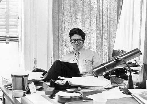 Carl Bleyle - 1972