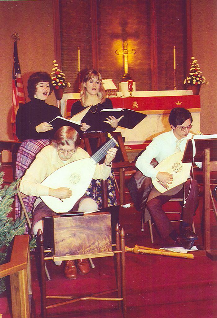 Musica antiqua performers