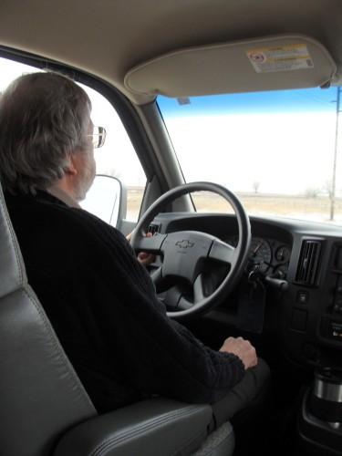 Doc driving
