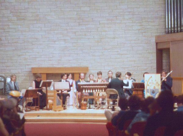 musica antiqua performing