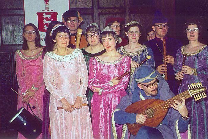 1969 Madrigal Dinner - Musica Antiqua
