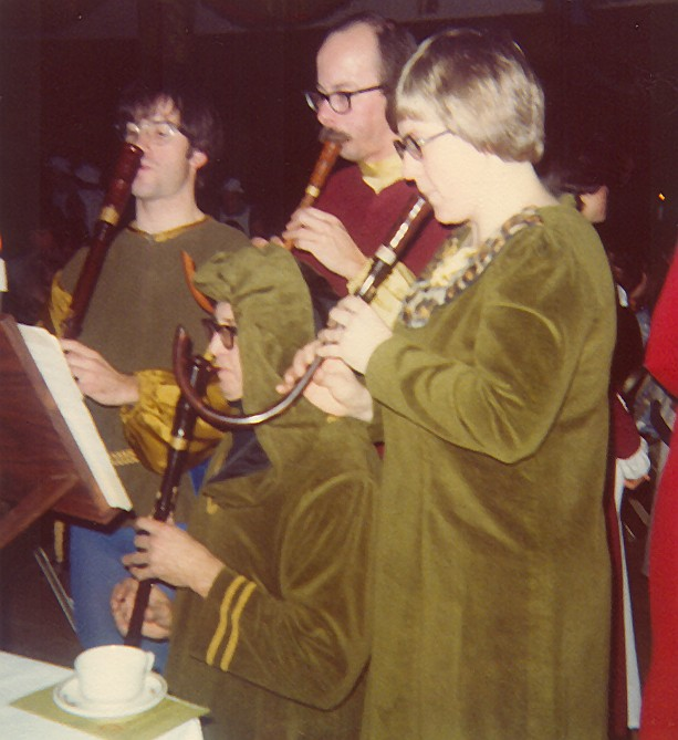 musicians performing