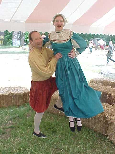 Antiqua Dancers