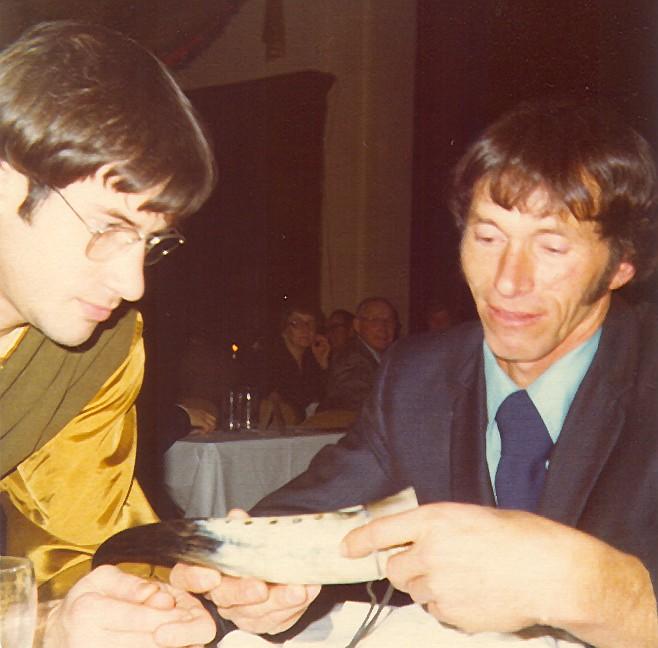 1975 madrigal dinner