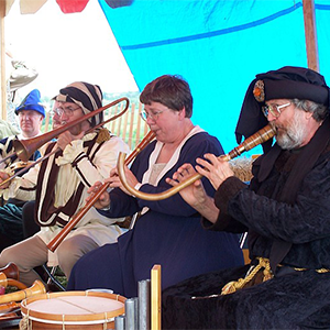 performing at the faire of the midlands
