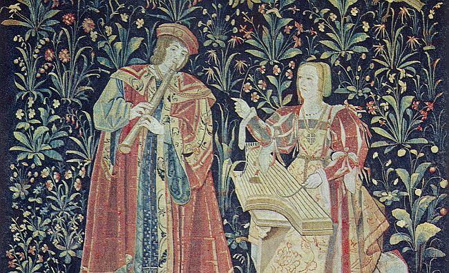 dulcimer tapestry