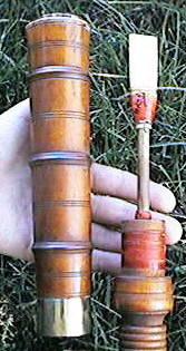 krumhorn reed