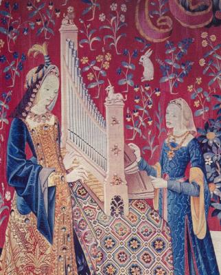 Organetto tapestry