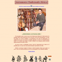 Traditional Instruments of Spain
