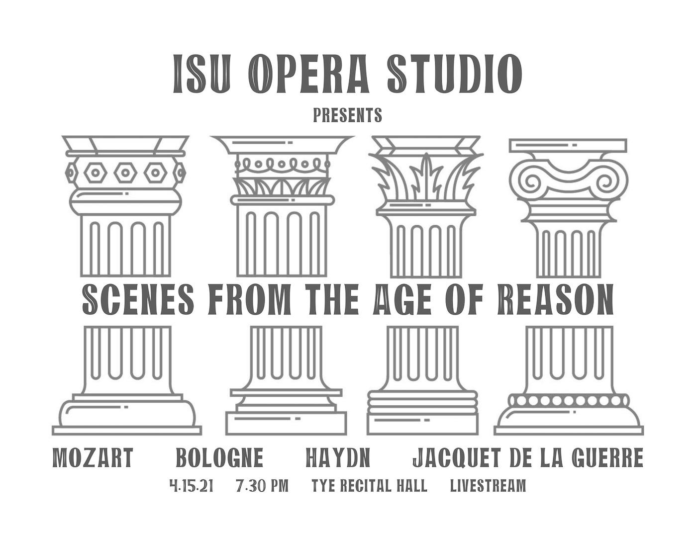 Opera Studio - 4/15/21 - 7:30 webcast