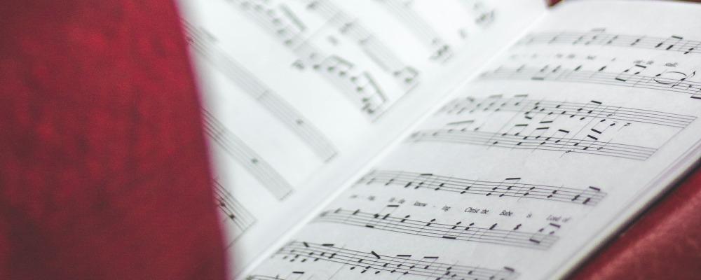 choir hymnal