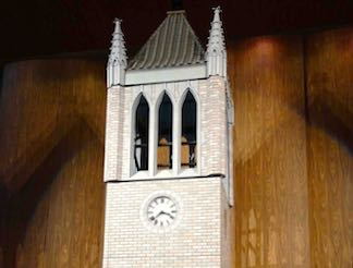 campanile-carillon model