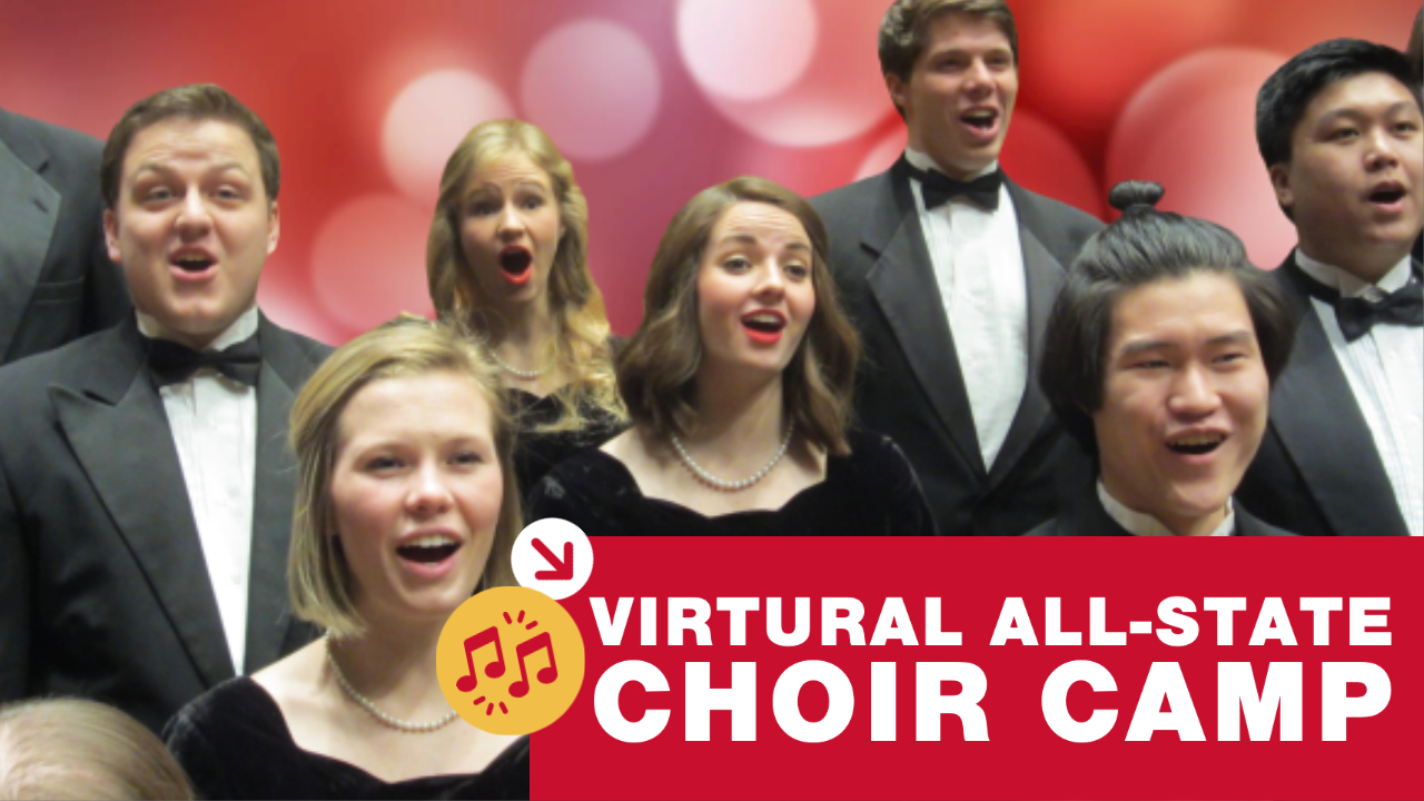 Virtual All-State Choir Camp