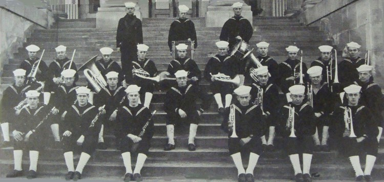 1920 ISC Navy Band