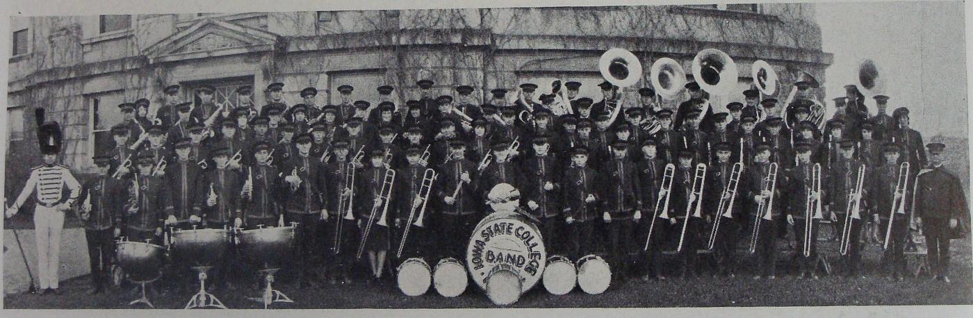 1930 Iowa State Concert Band