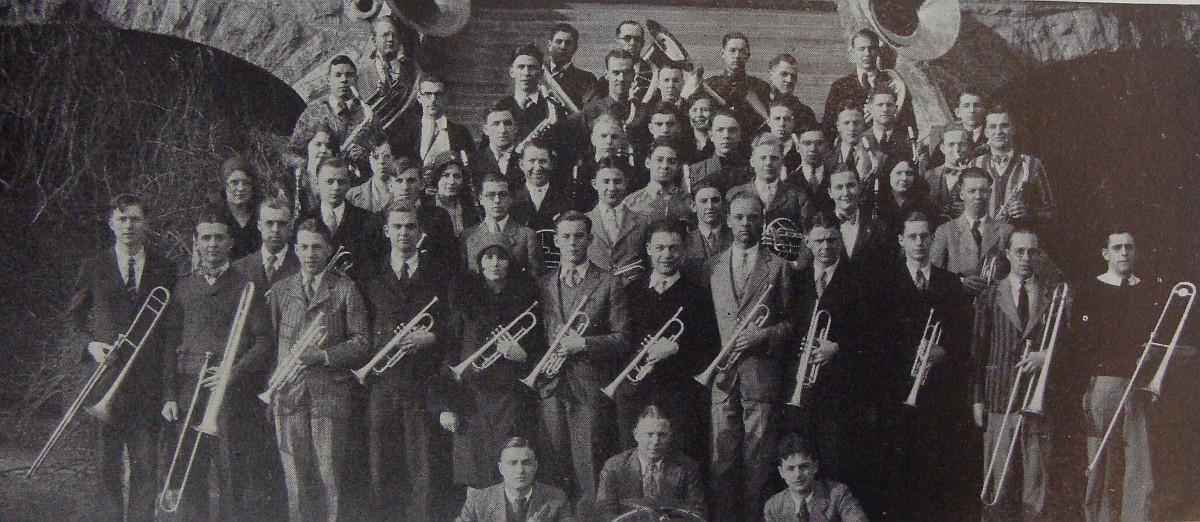 1930 Iowa State Training Band