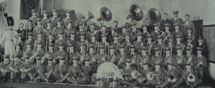 1931 Iowa State Band