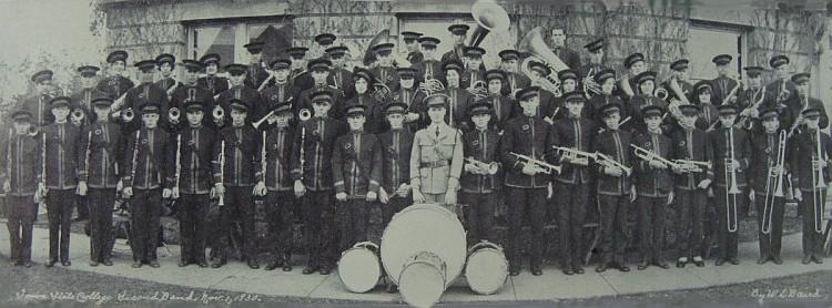 1931 Iowa State Training Band