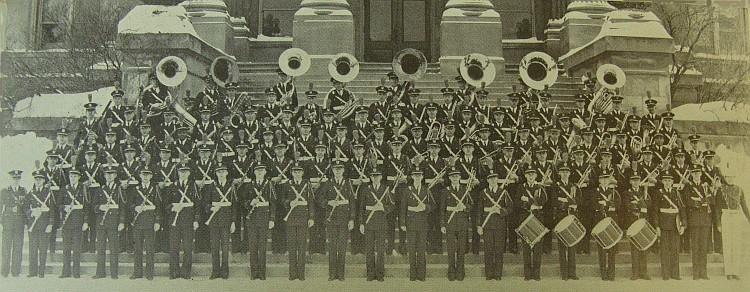 1935 Iowa State Band