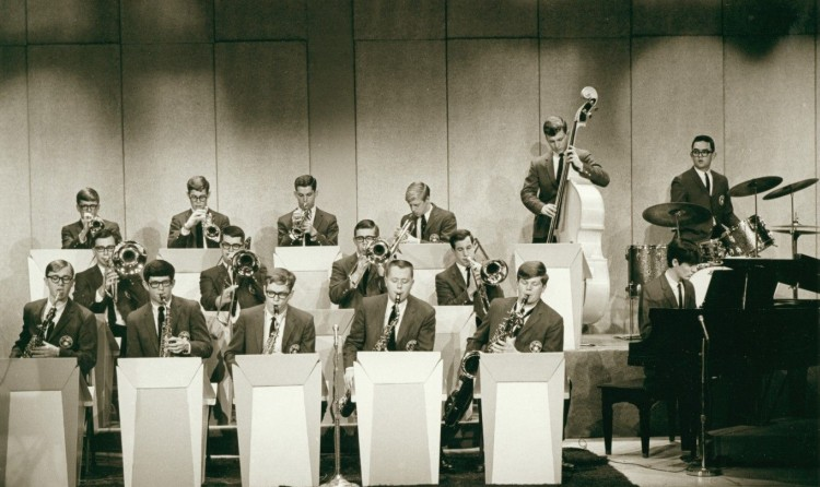 1966 Iowa State Jazz Band