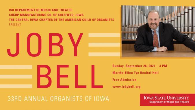 Joby Bell poster