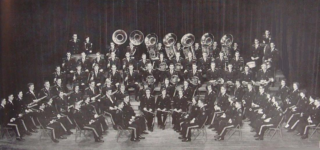 Picture of the Entire Concert Band