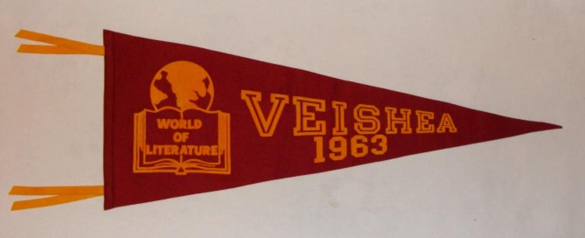 Veisha pennant flag