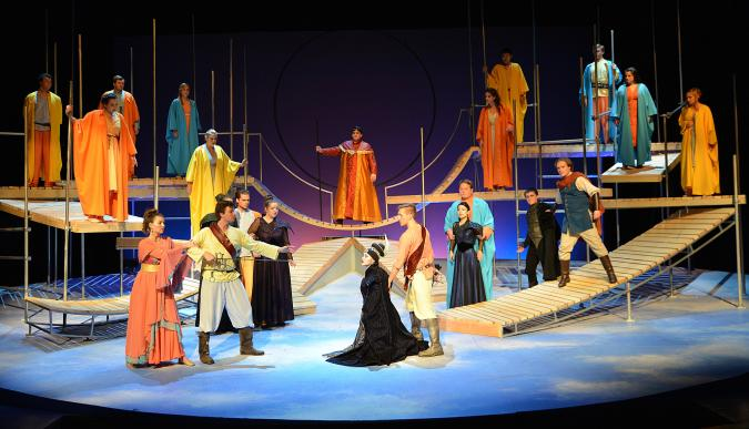 The Magic Flute, 2015