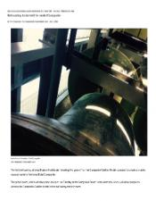 Bell casting to be held for model Campanile Article