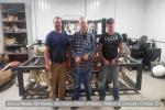 Joshua Meeks, Bill Meeks, and Adam Clifton of Meeks, Watson & Company October 23