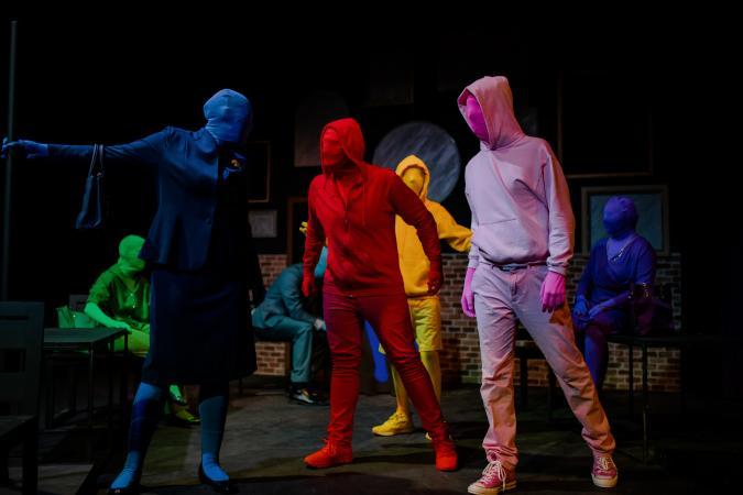 Facing Our Truth, ISU Theatre 2021