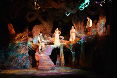 Theatre production of Into the Woods