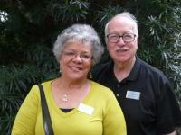 George Gregory & Julianne Vanden Wyngaard