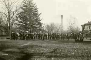 ISU Marching Band 1923