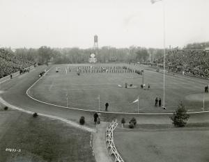 ISU Marching Band 1938