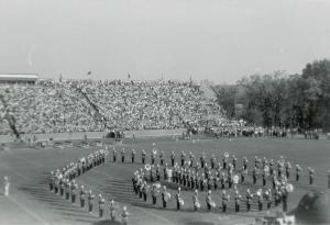 ISU Marching Band 1953
