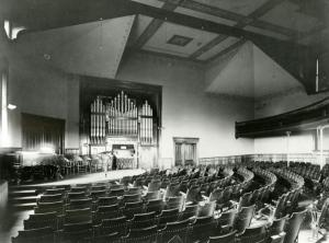Morrill Hall Organ