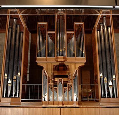 Brombaugh Organ