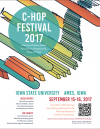 CHO Festival Poster