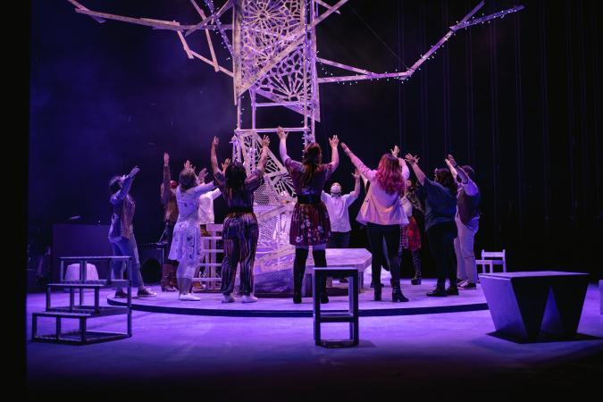 Songs for a New World, ISU Theatre 2021