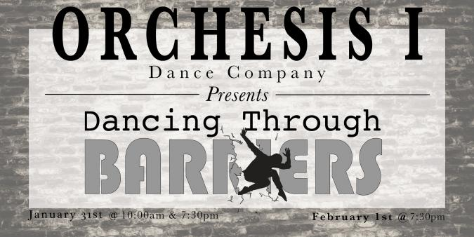 Orchesis I Dance Concert
