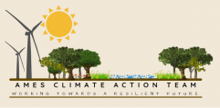 Ames Climate Action Team logo