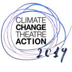 Climate Change Theatre Action 2019 logo