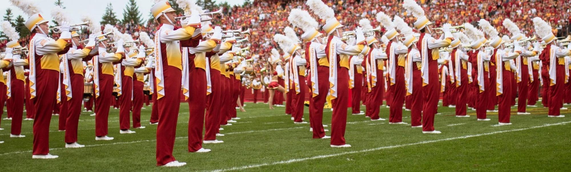 ISU Marching Band