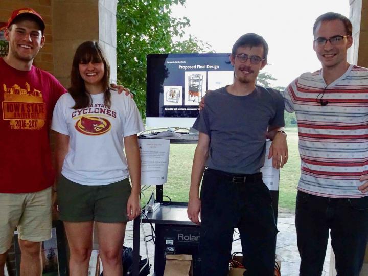 Student Carillonneur Leadership Council